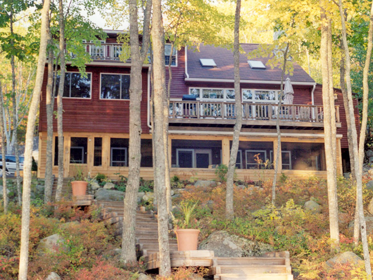 Maine Lake Vacation Rentals Cottage Rentals Bar Harbor