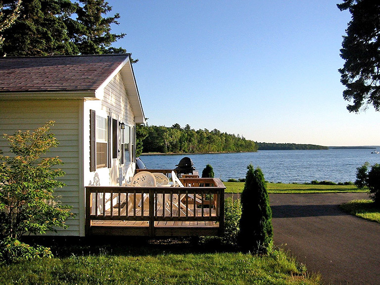 28 Lodging In Maine Cabin Rentals Maine Log Cabin