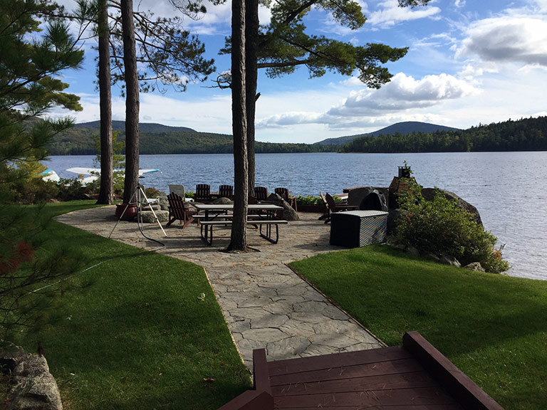 Maine Lake Vacation Rentals - Cottage Rentals Bar Harbor ...