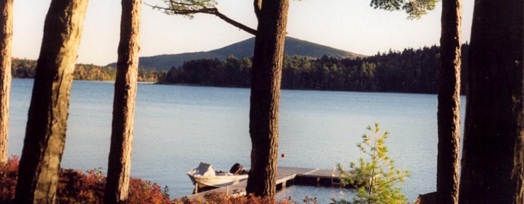 Maine Lake Vacation Rentals - Cottage Rentals Bar Harbor
